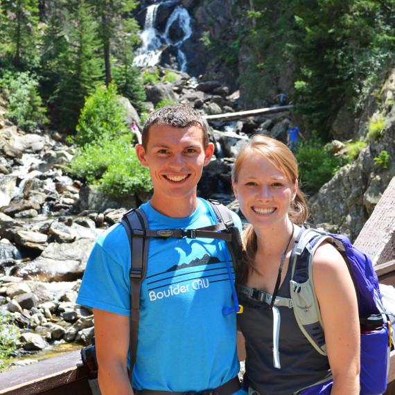 Brad & Sarah Thoms